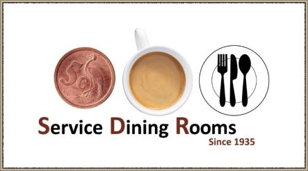 The Service Dining Rooms